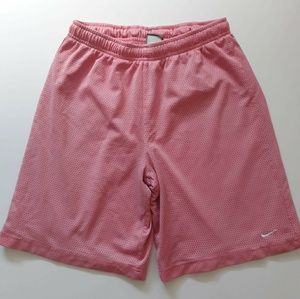 NIKE Pink Knee-Length Shorts